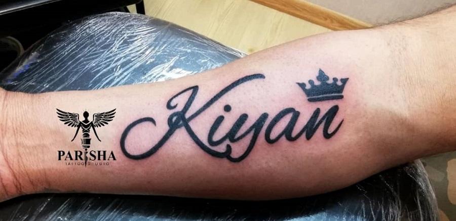 نکات قابل توجه در استفاده از تاتو نوسته روی بازو